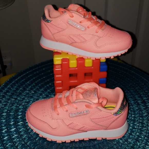 85674a705f8 Girls  Toddler Reebok Classic Leather Sneakers. M 5bb3acd75c4452394a3abb2f